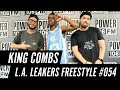 King Combs Freestyle w/ The L.A. Leakers - Freestyle #054