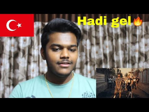 Massaka Feat. Cashflow - Hadi Gel (OFFICIAL VIDEO) | TURKISH RAP REACTION
