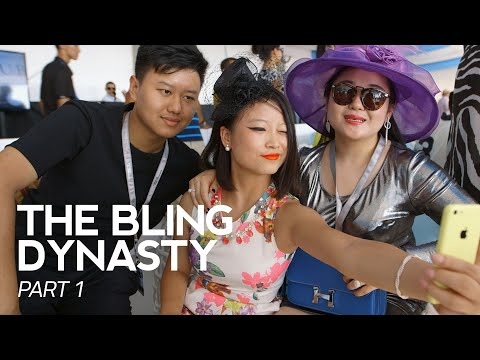 Welcome to the Good Life of China's Wealthiest 1 Percent - GQ