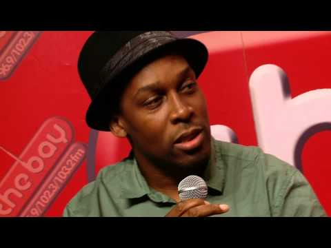 Lemar - LIVE at The Bay Radio, Lancaster - July 2015