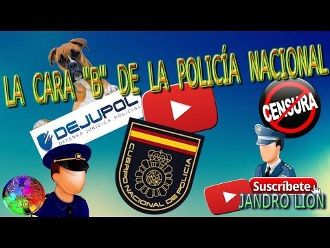 La cara B de la Policía Nacional. Invitación a los Premios Dejupol. #Frikisocial #policianacional