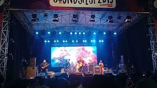 Barasuara - Masa Mesias Mesias (Live at SOUNDSFEST 2019) (25/08/2019)