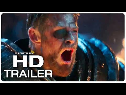 AVENGERS INFINITY WAR Loki's Death Trailer (2018) Superhero Movie Trailer HD