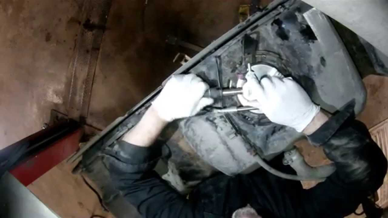 Chevy Silverado Fuel Pump Replace In Under 1 Hour - YouTube