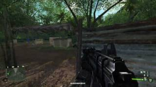 Crysis gameplay on Radeon HD 4850 512MB