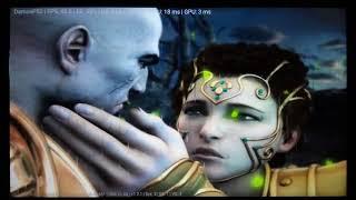 God Of War 2 Ending Using Damon PS2 Pro V 1.2.1 On MI6 At 2X Ps2 In Stereo