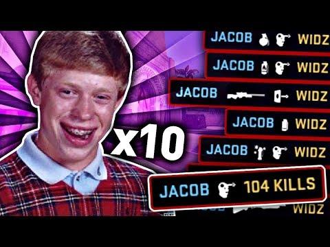JACOB (WH) vs 10 WIDZÓW O KOSĘ DOPPLERA W CS:GO | NOWY TRYB W CS GO | CHEATER | HAX | HACKER W CSGO