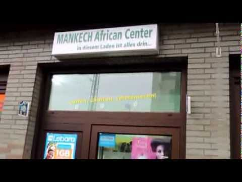 MANKECK AFRICAN CENTER