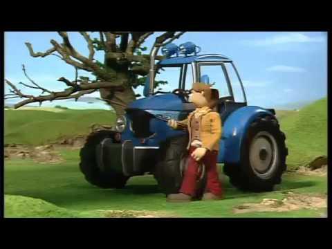 den lille røde traktor youtube