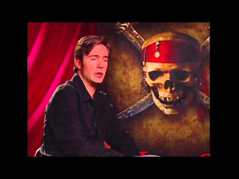 "Pirates of the Caribbean: Jack Davenport ""Norrington"" Exclusive Interview"