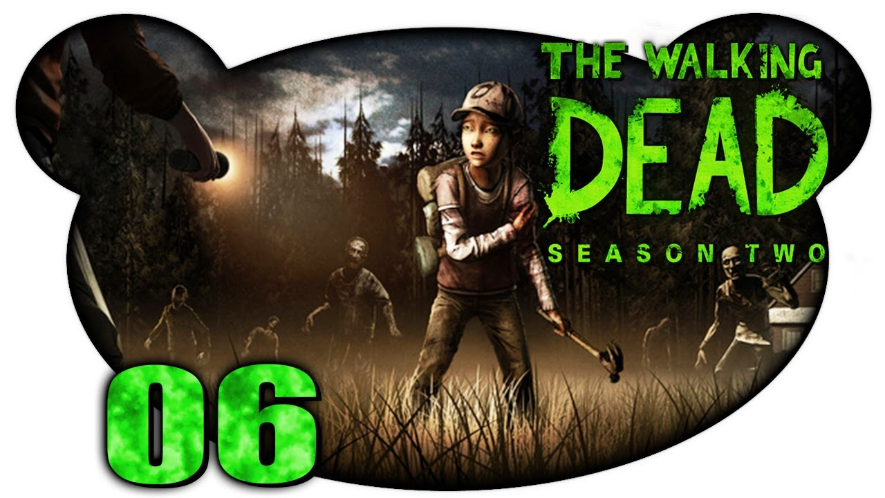 The Walking Dead 6 Staffel Deutsch