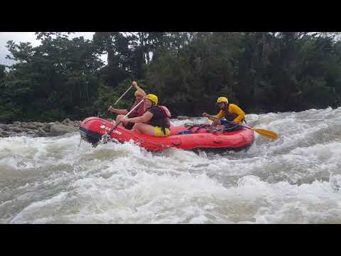 Rafting from Monteverde, Arenal, Manuel Antonio & San Jose Costa Rica