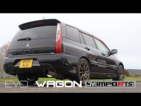 Mitsubishi EVO 9 Lancer Wagon GT