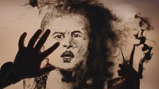 Alex de Souza Sand Art ● The Legend of Fenerbahce