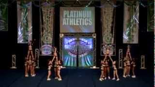 Platinum Athletics Junior 1 - Frost 3/2/14