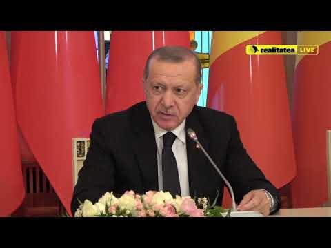 """Erdogan, depre Președinție: """"Este un simbol al prieteniei"""""""