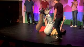 Improv: Freeze (Cornerstone SF)