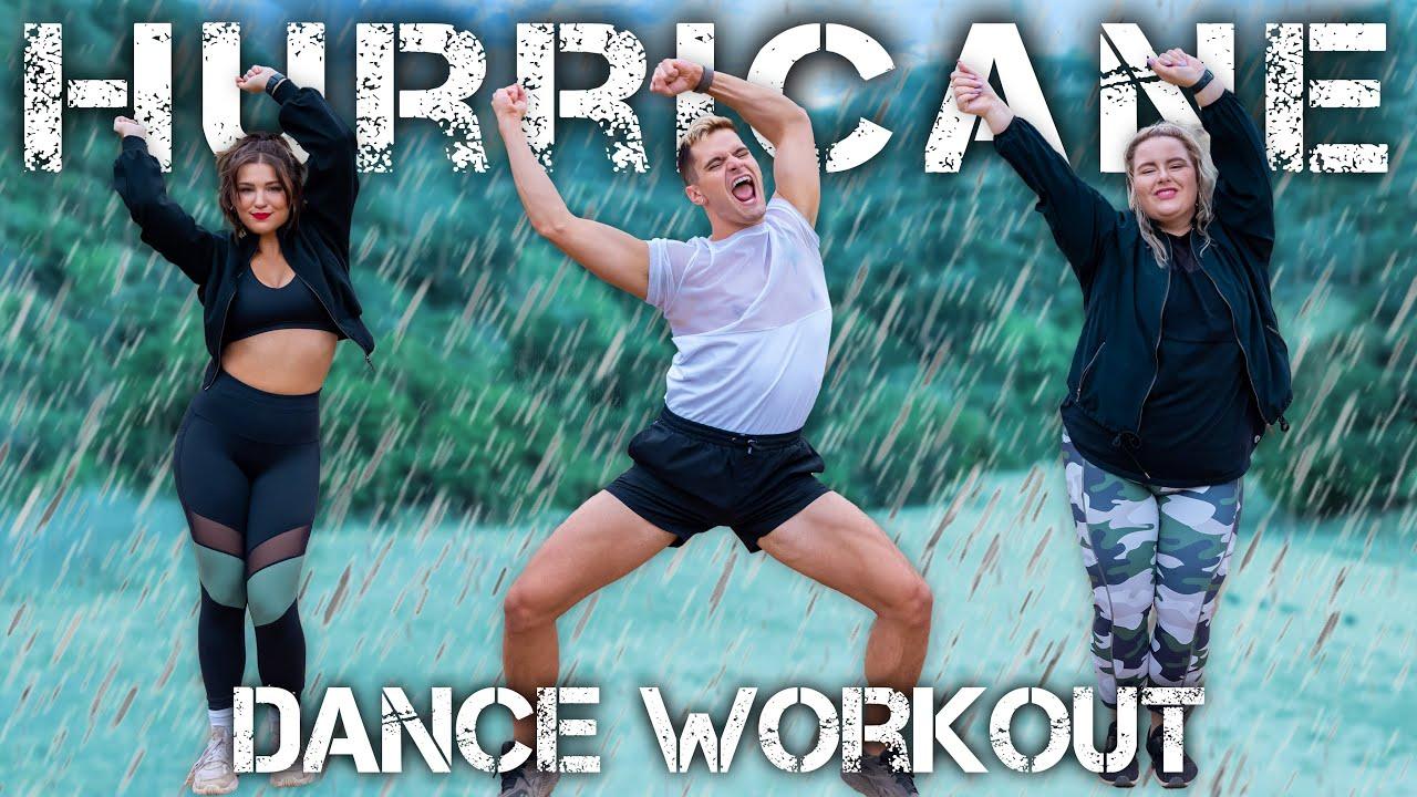 Hurricane - Ofenbach & Ella Henderson   Caleb Marshall   Dance Workout