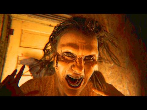 Resident Evil 7 Marguerite Baker Mini Boss Find The Serum To