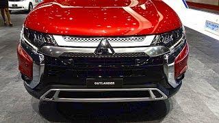 Почему не новое Поколение?  Первый обзор Mitsubishi Outlander 2018 / Мицубиси Аутлендер!