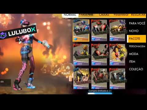 Apkpure Free Try In Lulubox Garena Free Fire Mod Youtube