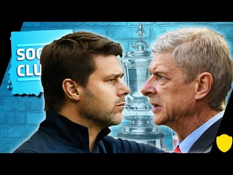 ARSENAL V TOTTENHAM CUP FINAL FOR WENGER'S LAST GAME? #ASKTHECLUB   SOCIAL CLUB