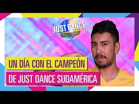 Just Dance 2018 - Rumbo a Just Dance World Cup | Campeón Sudamérica
