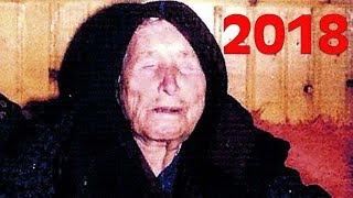 Blind Mystic Baba Vanga Has Shocking Predictions For 2018