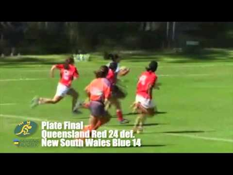 National Women's Rugby Sevens Championship highlights ...