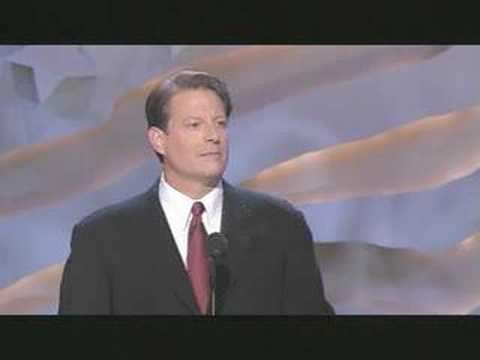 2000 DemConvention Speeches: Al Gore