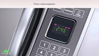 Microondas PME25 25 Litros Philco | Submarino.com.br