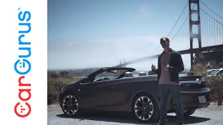 2016 Buick Cascada | CarGurus Test Drive Review