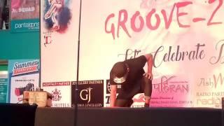 Bboy Beatkiller (biku Lama) Siliguri GROOVE Dance Competition  1st Place