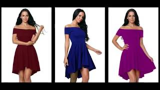skater dress try on haul by DE LifeStyle Pro