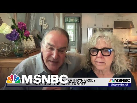 Actors Mandy Patinkin and Kathryn Grody On Saving Democracy in America