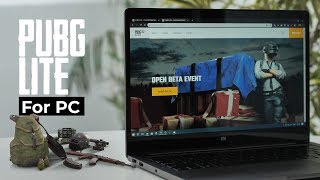 PUBG Lite for PC: First Impressions!