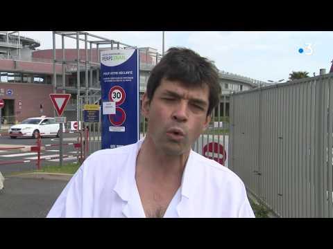 Coronavirus Perpignan: le centre hospitalier accueille de nombreux malades du Covid19