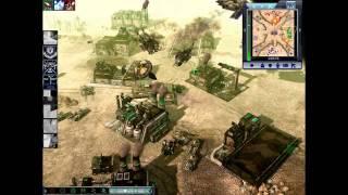 CNC Fallout (C&C3 Mod) - NATO Skirmish Walkthrough