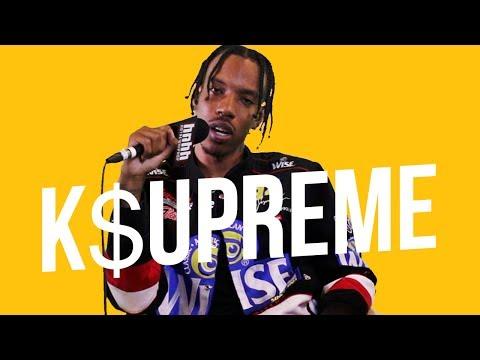"K$upreme Talks Meeting Yachty, ""Flex Muzik"" & More"