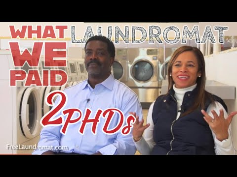 New Laundromat owners - Houston small Business CASHFLOW