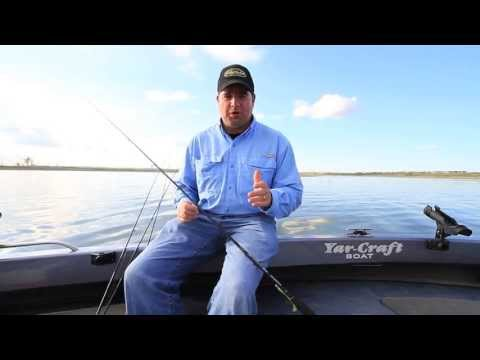 NEW Jason Mitchell Spinning Rods - Lifetime Warranty!
