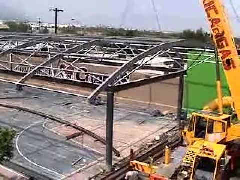 Cubiertas estructuras metalicas ibarra doovi - Estructura metalica cubierta ...
