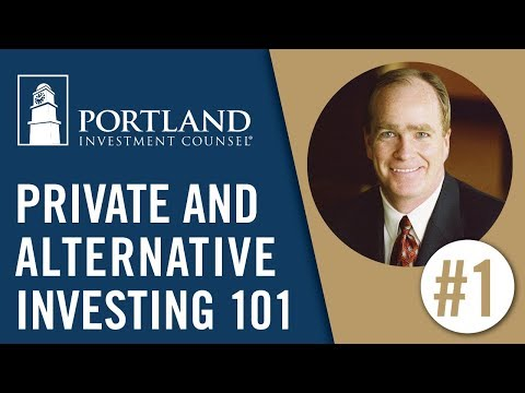 Portland Investment Counsel's James Cole on Differentiation