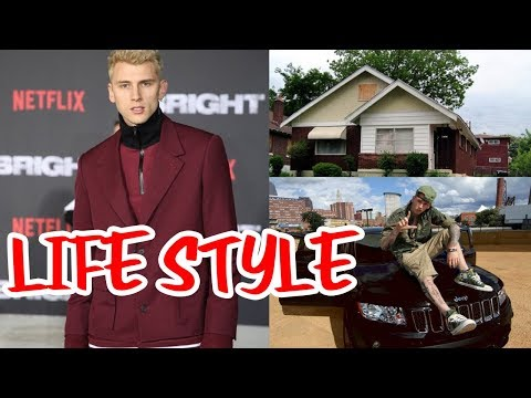 Machine Gun Kelly (MGK) Lifestyle | Income | House | Cars | Biography | MGK Net Worth 2018