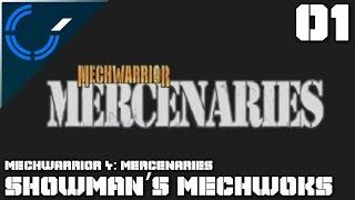 Showman's Mechworks - 01 - Mechwarrior 4: Mercenaries
