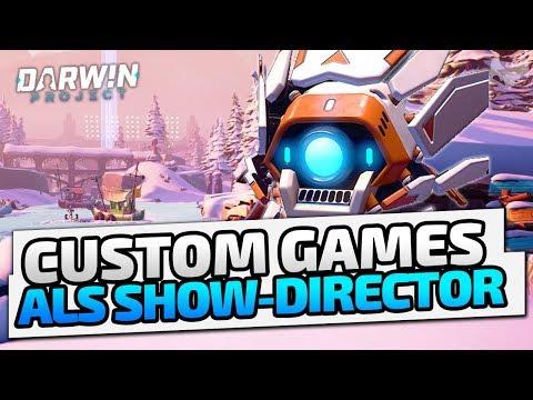 Custom Games als Show-Director - ♠ Darwin Project  ♠ - Deutsch German - Dhalucard
