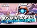 Custom Games als Show-Director - ? Darwin Project  ? - Deutsch German - Dhalucard