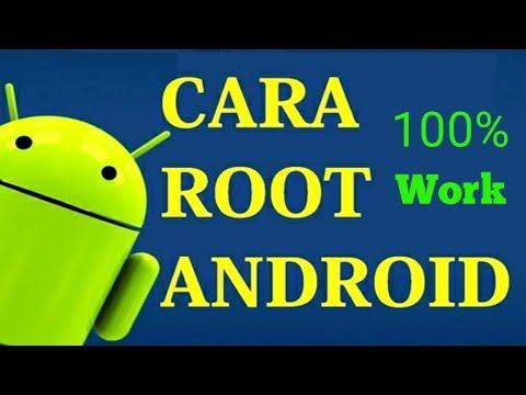 Cara Root  Android 100% terbaru 2018