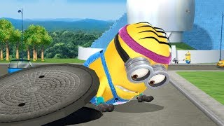 Despicable Me Minion Rush : Jogger Minion - Jump Over 90 Obstacles And Smash 47 Frozen Objects screenshot 4