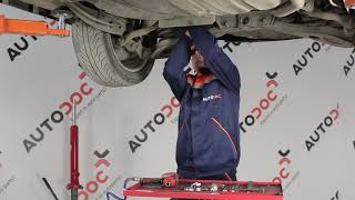JAGUAR X-TYPE DIY repair - car video guide